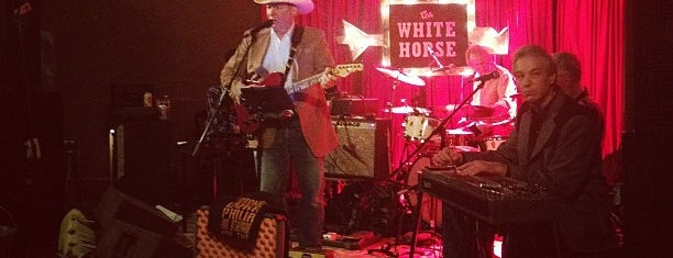 The White Horse is one of Music Venue.