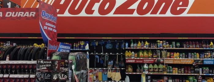 AutoZone is one of Tempat yang Disukai Stanley.