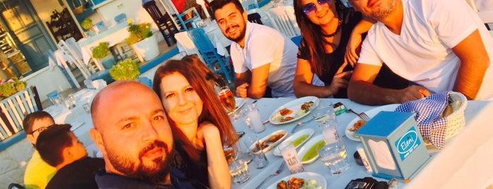 Eleni Rum Tavernasi is one of Fatih'in Beğendiği Mekanlar.