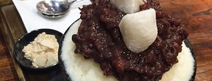 Patbingsoo is one of Lynn's Liked Places.
