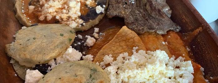 "La Queseria de Ozuluama ""Restaurante Veracruzano"" is one of Caro."