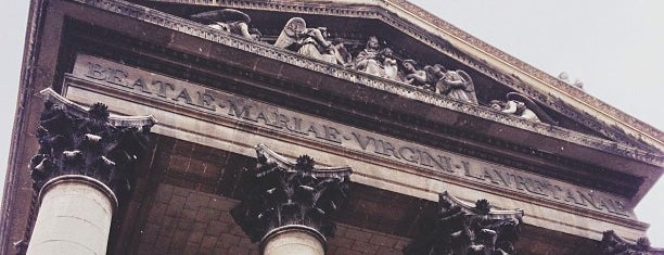 Église Notre-Dame de Lorette is one of Paris.