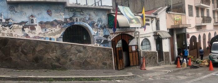 Bandido Brewing is one of Ecuador.