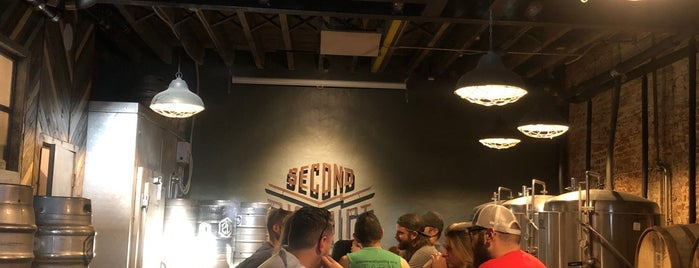 Second District Brewing is one of Philadelphia.