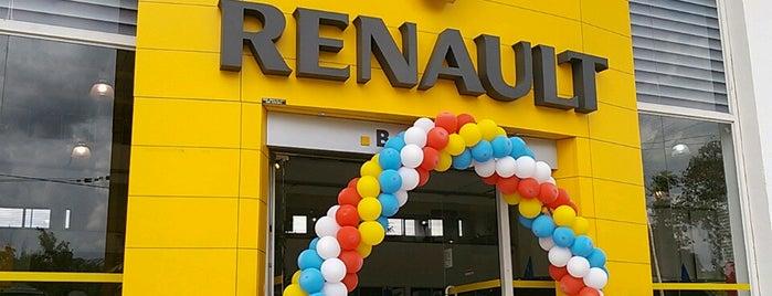Renault Grand Brasil is one of Dealers.