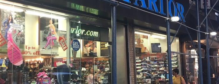 Shoe Parlor is one of Minhas diversões.