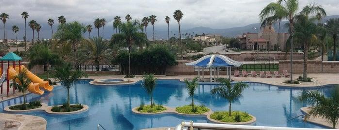 Club Campestre Montebello is one of Balnearios en La Laguna.