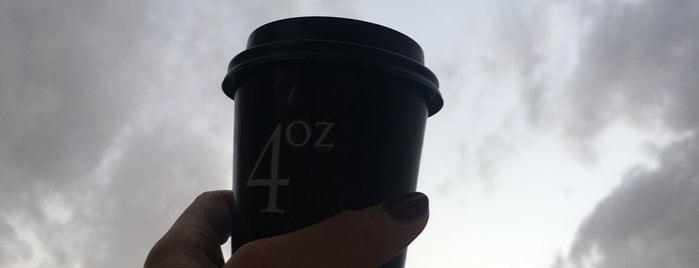 4ounce Coffee is one of Locais curtidos por I.