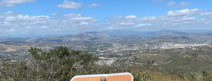 Pyles Peak, Mission Trails Regional Park is one of San Diego, CA.