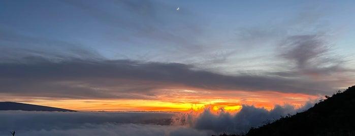 Mauna Kea Summit is one of Big island.