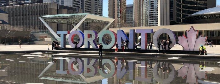 City Of Toronto Sign is one of Canada 2018.