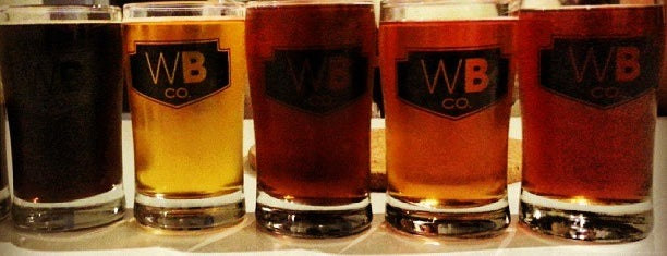 Wynwood Brewing Company is one of Ipek 님이 저장한 장소.