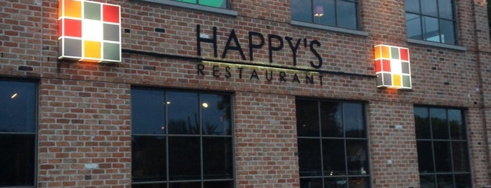 Happy's Restaurant is one of Locais curtidos por Jean-François.