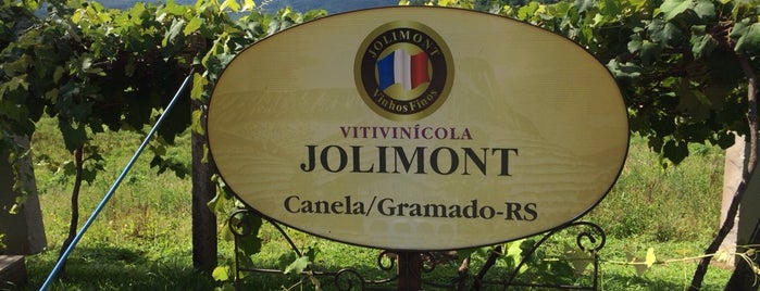 Vinícola Jolimont is one of Food & Fun - Gramado, Canela, Nova Petrópolis.