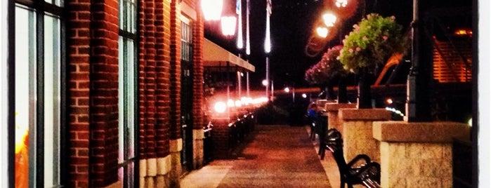 Newport Riverwalk is one of Cincinnati.