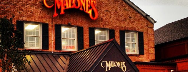 Malone's is one of Carnivore.