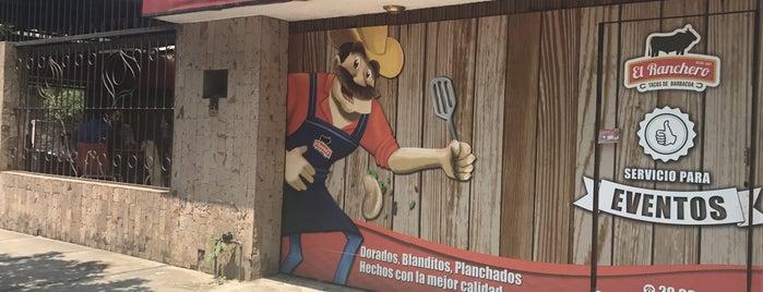 El Ranchero is one of Orte, die Nomnomnom gefallen.
