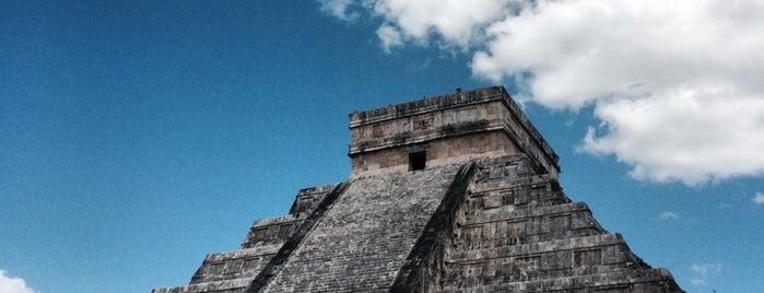 Chichen Itza Zona Arqueologia is one of Mex.