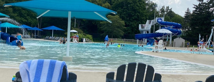 Tosa Pool at Hoyt Park is one of Favs.
