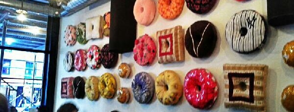 Doughnut Plant is one of NYC.