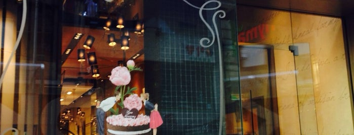 Paris Baguette is one of The New Yorkers: The Sweet Life.