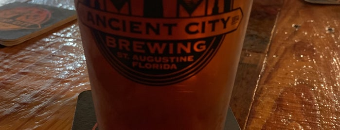 Ancient City Brewing is one of Breweries I've been to..