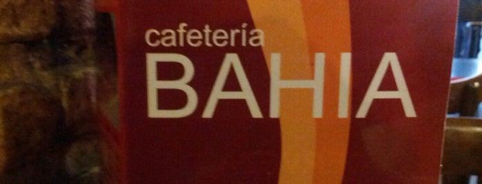 Cafe Bahia is one of Tempat yang Disukai Jluis.