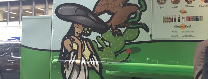 Atlixco Mexican Food Truck is one of North Brooklyn To Do's.