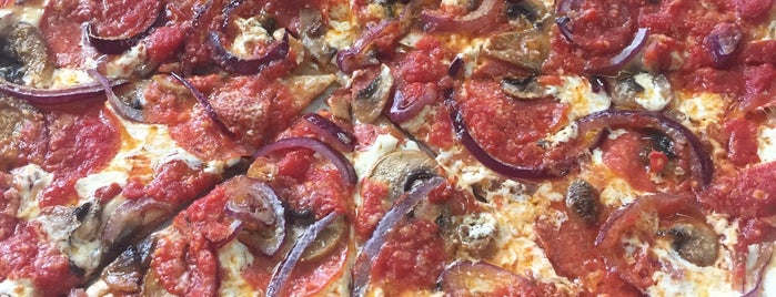 Totonno's Pizzeria Napolitano is one of New York Magazine Most Amazing Slices, Jan 16 2016.