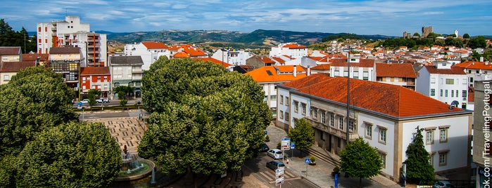Bragança is one of Cities in Portugal and Galicia.