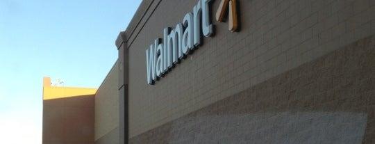 Walmart Supercenter is one of Orte, die Dan gefallen.