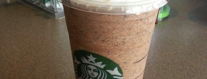 Starbucks is one of สถานที่ที่ Connie ถูกใจ.