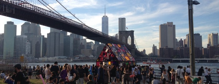 Dumbo Arts Festival 2014 #DAF2014 is one of SMAK.
