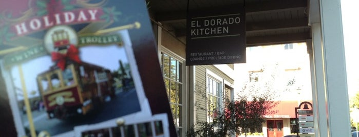 El Dorado Kitchen is one of Eco Eating North Bay.