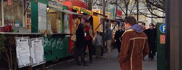 Alder Food Carts is one of Portland/Oregon.
