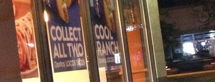 Taco Bell is one of NWI.