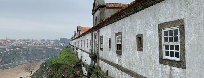 Mosteiro da Serra do Pilar is one of Oporto.