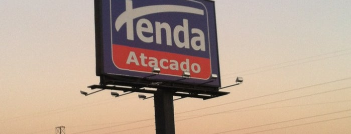 Tenda Atacado is one of Lieux sauvegardés par Joy.