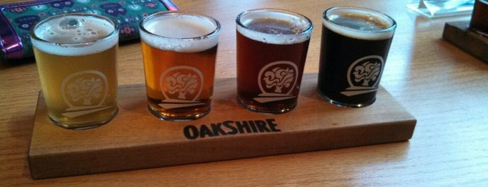 Oakshire Brewing Public House is one of 2014 Oregon Trip.