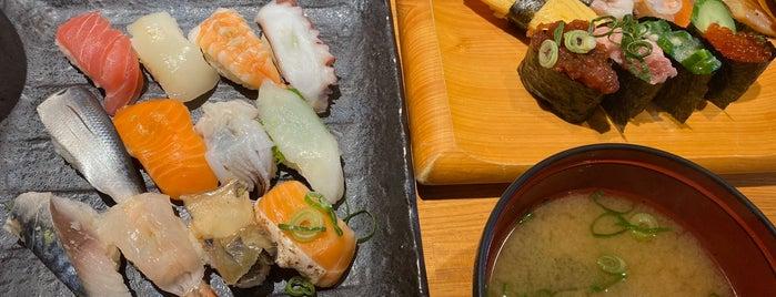 Gontaro Sushi is one of Locais salvos de Dimasik 💣.