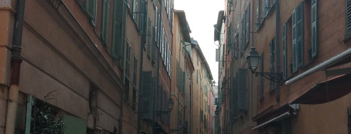 Vieux Nice is one of best around the world.