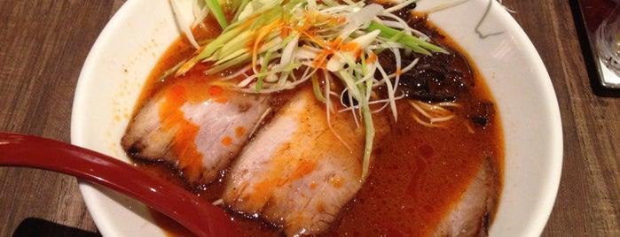 uma uma! Original Hakata Ramen is one of Eats: Singapore Ramen Hunt.