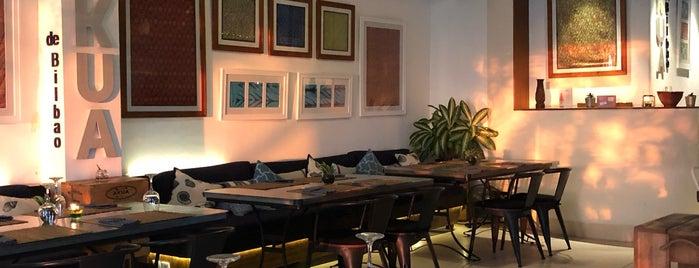 AKUA de Bilbao Tapas Bar & Restaurant is one of Bali.