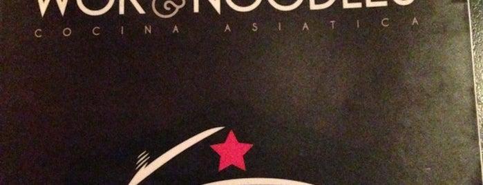 Wok & Noodles is one of Comida que sí comería.