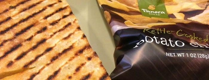 Panera Bread is one of Orte, die Graham gefallen.