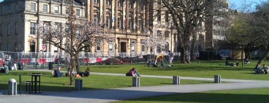 St. Andrew Square is one of Edinburgh.