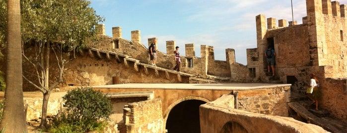 Castell De Capdepera is one of Cala Ratjada.