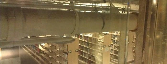 Downtown Phoenix Campus Library is one of Lugares guardados de Denny.