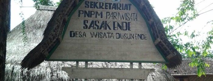 Desa Sasak Sade Lombok is one of Locais curtidos por Arie.