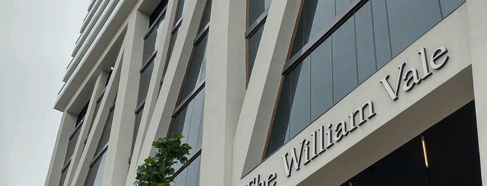 The William Vale Hotel is one of BNYC.